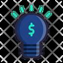 Idea Fintech Solutions Financial Icon