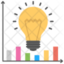 Idea and Growth Icon