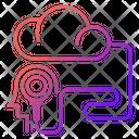 Idea And Imagination Icon