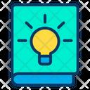 Book Creative Idea Innovative Idea Icon