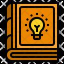 Idea Book Creative Idea Creative Book Icon