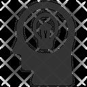 Idea Brainstorming Icon
