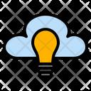 Idea Bulb Lamp Bulb Icon
