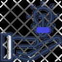 Idea Care Icon