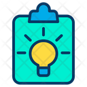 Idea Clipboard Icon