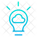 Cloud Concept Creative Icon