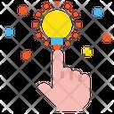 Idea Concept Icon