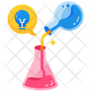 Idea Demonstration Experiment Expertise Icon