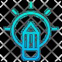 Idea Design Icon