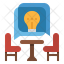 Idea Discussion Icon