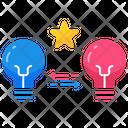 Idea Exchange Knowledge Exchange Solution Icon