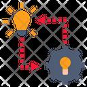 Idea Exchange Exchanging Idea Icon