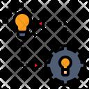 Idea Exchange Exchanging Exchange Icon