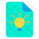 Document Sheet Paper Icon
