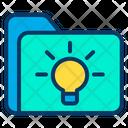 Document File Creative Idea Icon