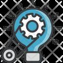 Idea Generate Smart Ideas Innovation Icon