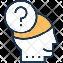 Idea Generation Mind Icon