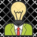 Creative Business Idea Idea Generation Business Idea Generation Icon