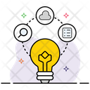 Creative Ideas Innovative Technology Creativity Icon