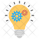Idea Generation Innovation Icon