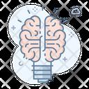 Idea Generation Idea Creation Business Idea Icon