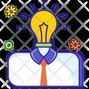 Dea Generation New Idea Creativity Icon