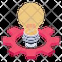 Idea Generation Idea Development Creative Idea Icon