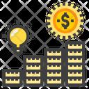Idea get money Icon