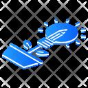 Idea growth Icon