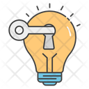 Idea Key Icon