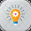 Innovation Index Startup Creative Icon
