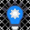 Idea Management Idea Configuration Creative Settings Icon
