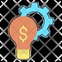 I Idea Optimization Idea Optimization Dollar Finance Idea Optimization Icon