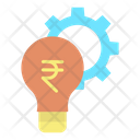Idea Optimization Rupee Icon