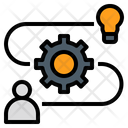 Idea Organization Icon