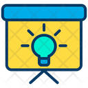 Idea Presentation Icon