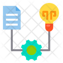 Process Idea Seo Icon