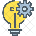 Idea Process Processing Icon