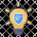 Secure Idea Idea Protection Idea Security Icon