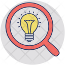 Idea Research Innovation Icon