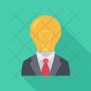 Idea Seo Business Icon