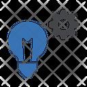 Idea Setting Icon