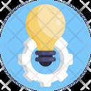 Idea Settings Settings Bulb Icon