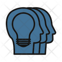 Idea Share Idea Innovation Icon
