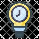 Idea Time Icon