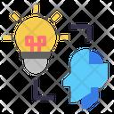 Ai Robotics Idea Icon