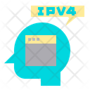 Idea Website Ipv4 Icon