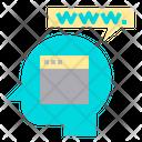 Idea Www Icon