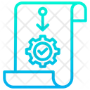 Idea Plan Solution Icon