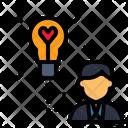 Ideas Creativity Bulb Icon